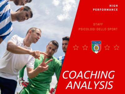 Coaching Analysis